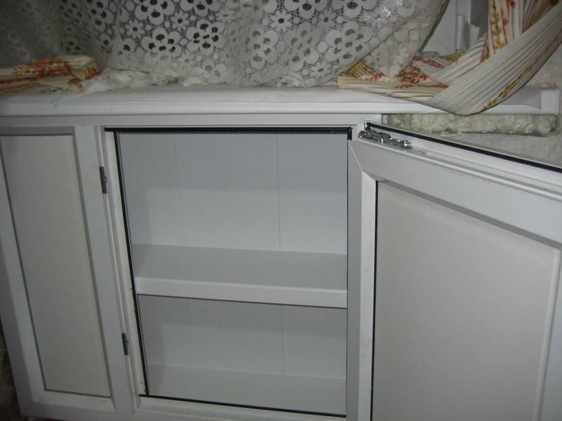Хрущевский холодильник переделка своими руками фото